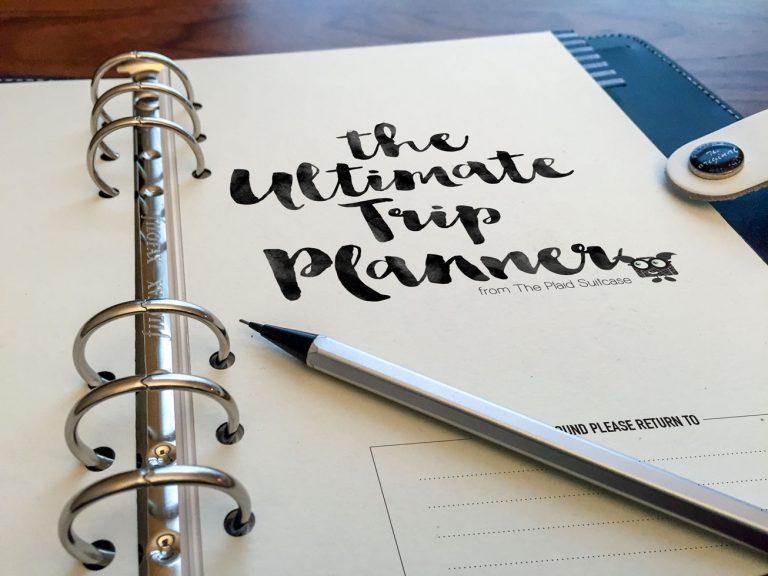 Ultimate Trip Planner
