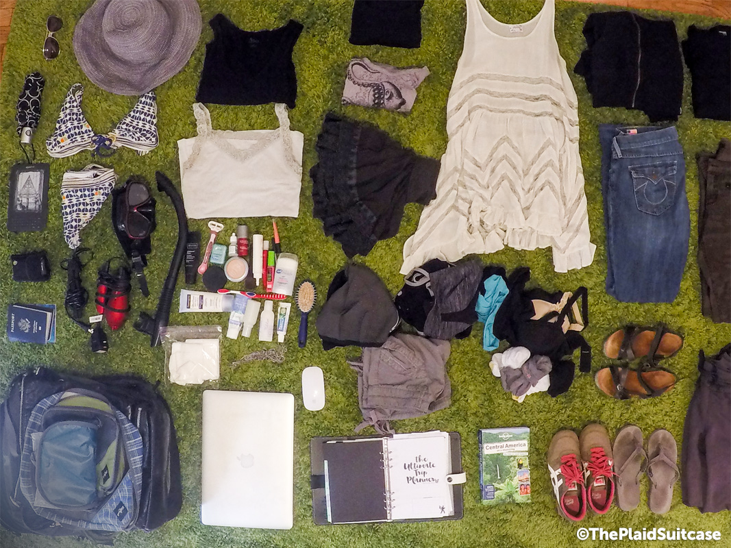 Central America Packing